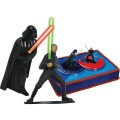 Star Wars - Tortendeko-Set Darth Vader vs. Luke Skywalker