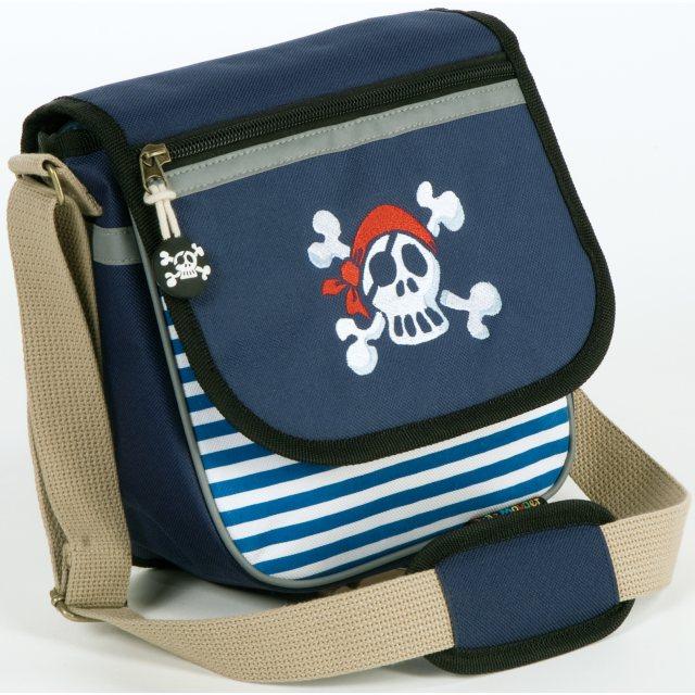 Piraten - Kindergarten-Tasche Jolly Roger