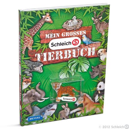 Mein großes Schleich Tierbuch