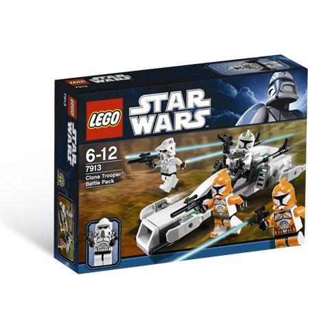 STAR WARS - Clone Trooper Battle Pack
