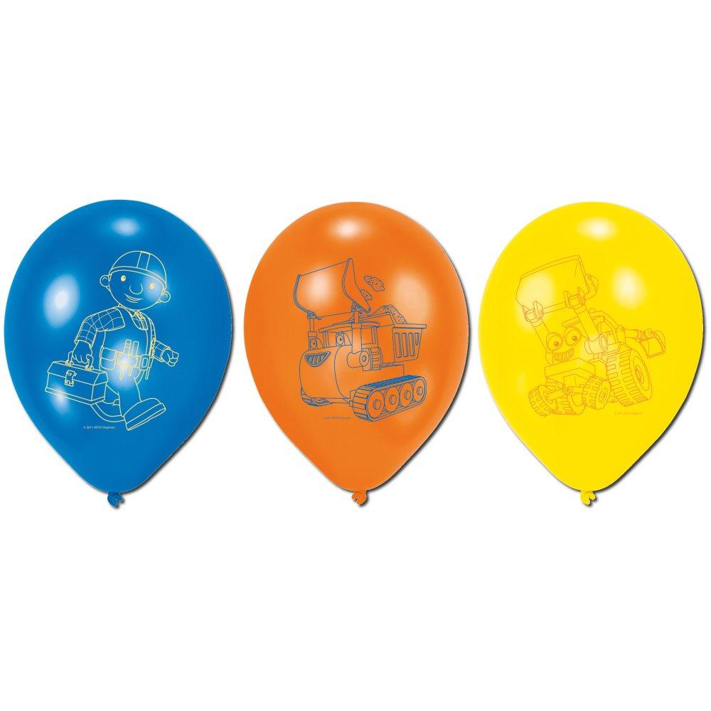 Luftballons Bob the Builder