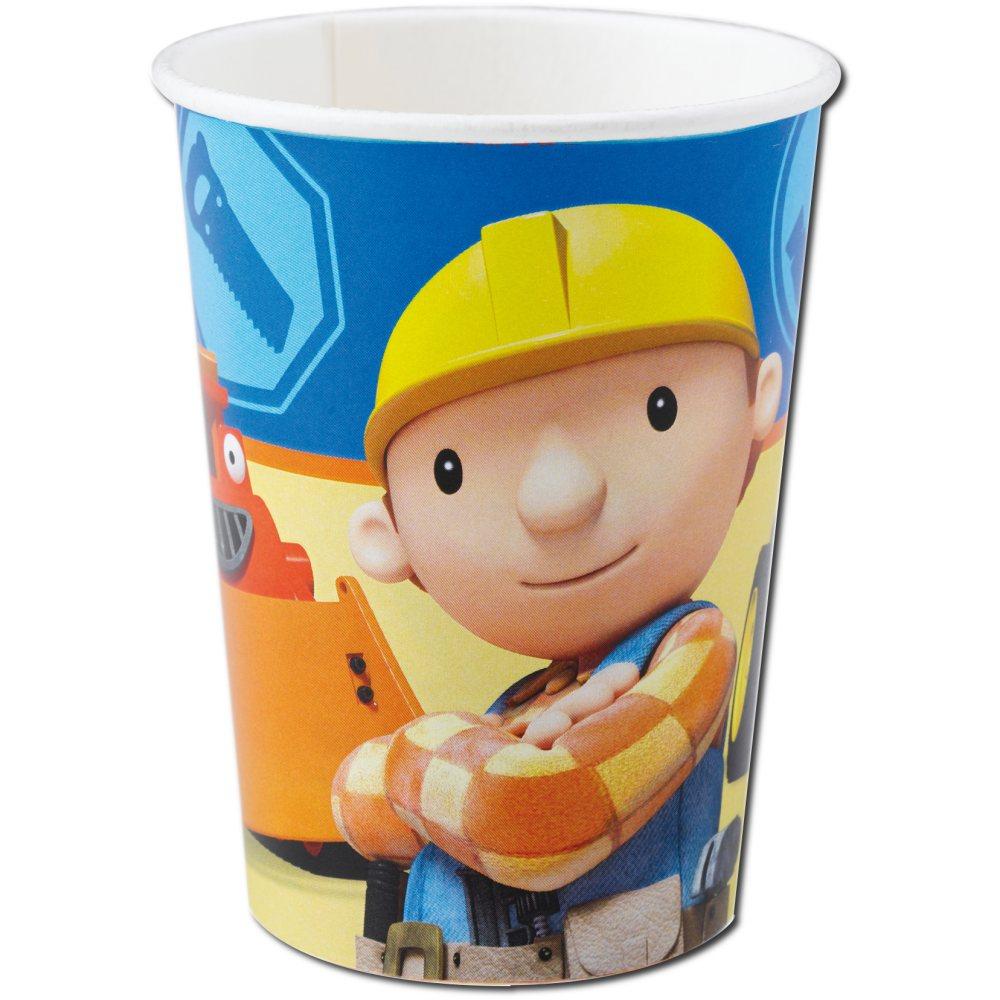 Pappbecher Bob the Builder