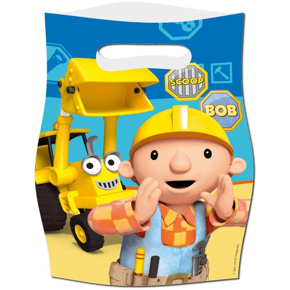 Partytüten Bob the Builder
