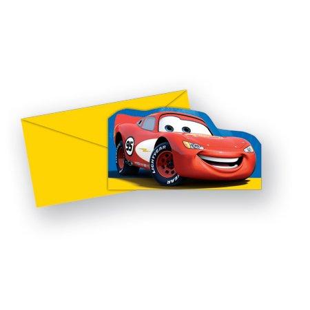 Einladungskarten Cars Supercharged