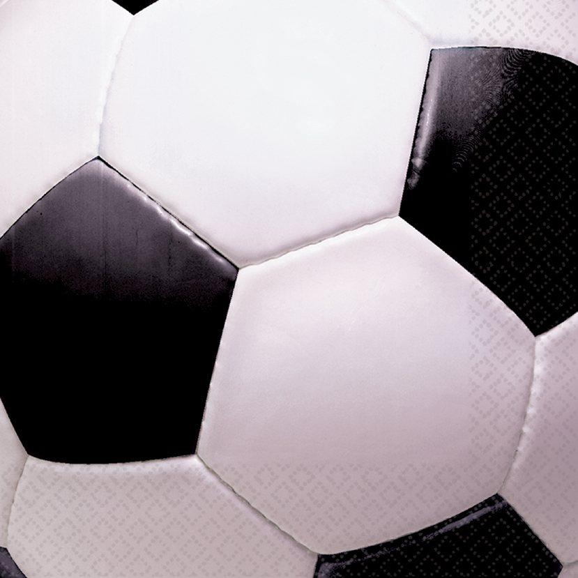 Fußball - Servietten Championship Soccer