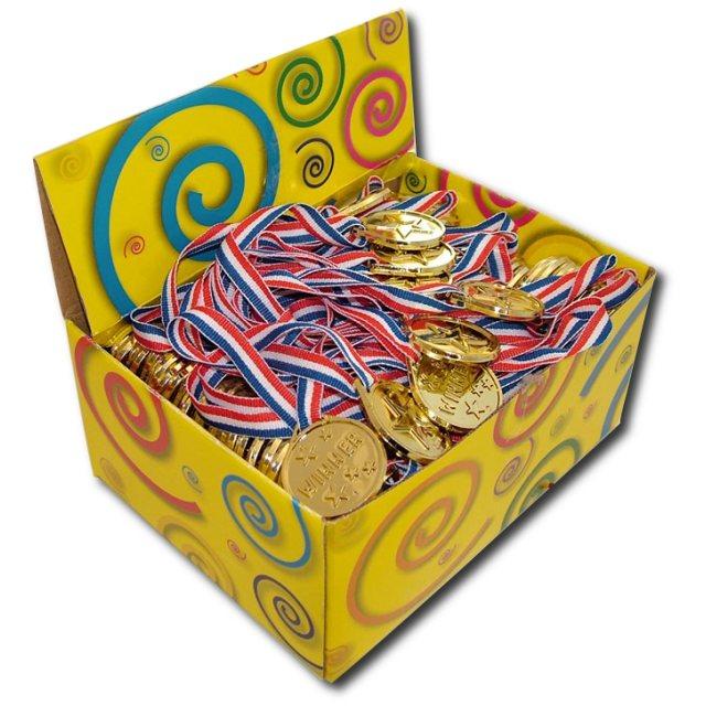 Party - Medaille Winner