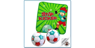 Fußball - Magic Towel STAR KICKER