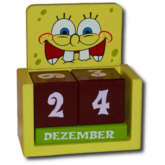 SpongeBob - Kalender