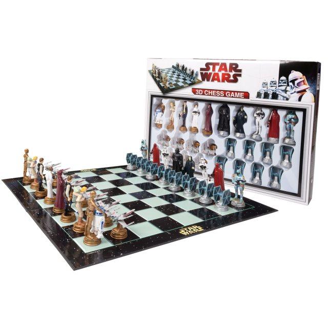 3D-Schachspiel