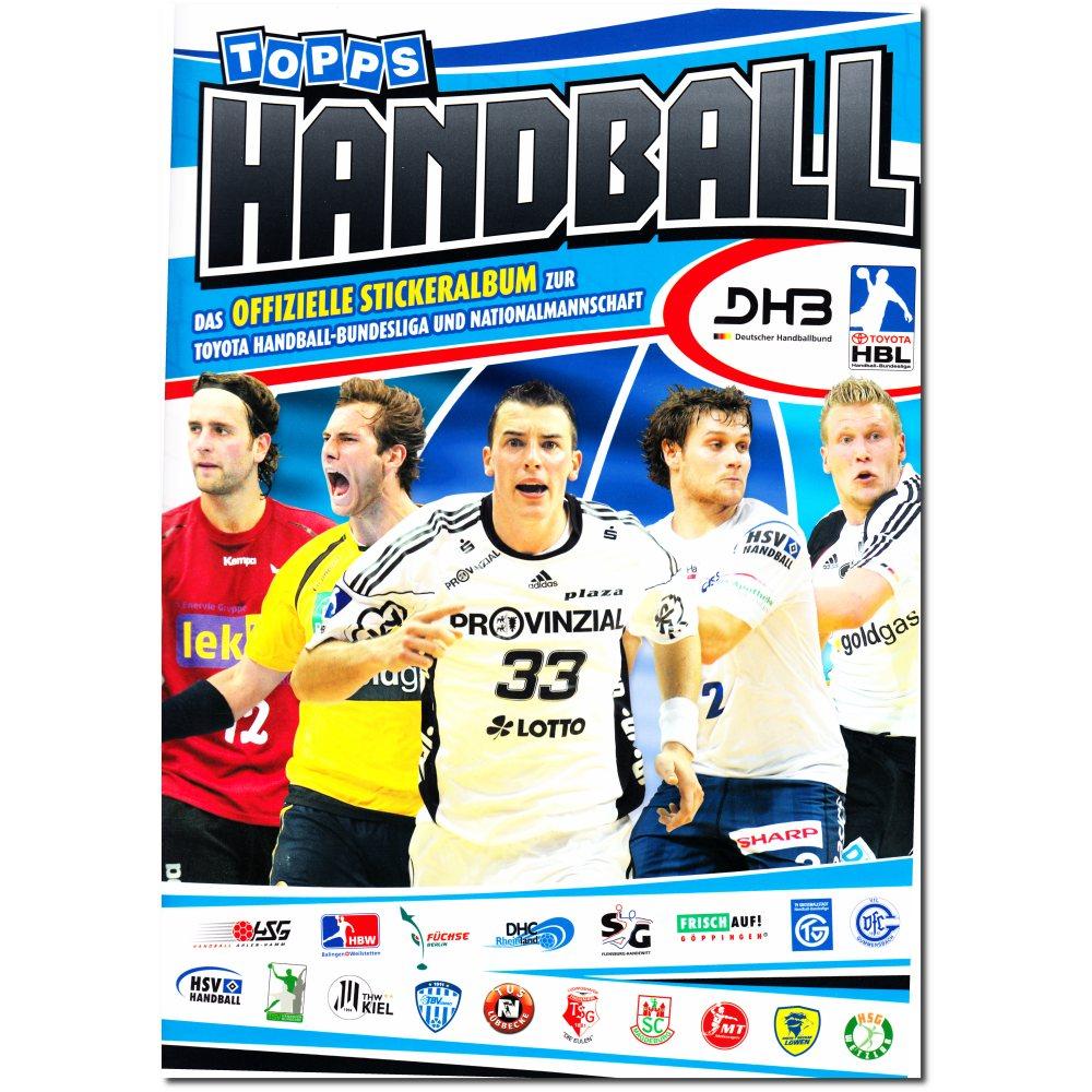 Handball 2010/2011 Stickeralbum
