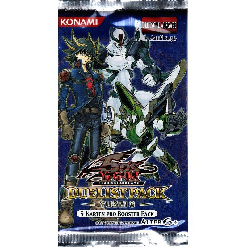 5D's Duelist Pack Yusei 3