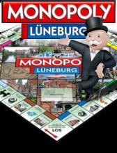 MONOPOLY St�dte-Edition L�neburg