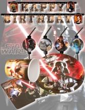 STAR WARS Partyartikel